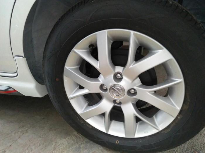 Nissan Sunny XVG 2018 màu trắng, có sẵn giao ngay, Hỗ trợ Trả góp 80% 6