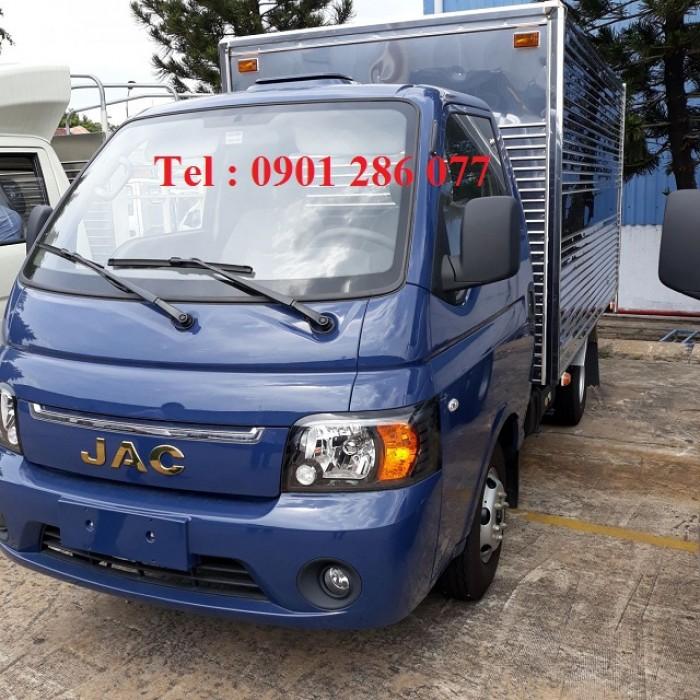 Xe tải JAC 990kg | Đại Lý Chính Thức, Xe Có Sẵn - giá tốt nhất thị trường