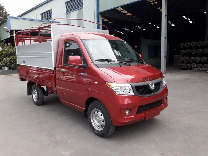 Xe tải Kenbo 990Kg thùng bạt ero4