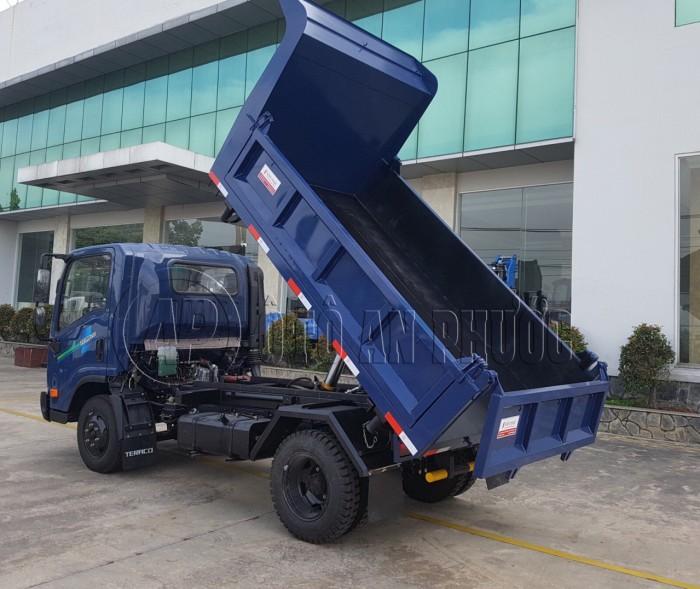 Xe ben Tera 250 Teraco 2.5 tấn - xe ben 2t5 Daehan