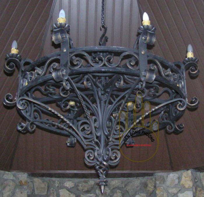 Đèn chùm đông phương chuyên sản xuất đèn chùm theo yêu cầu1