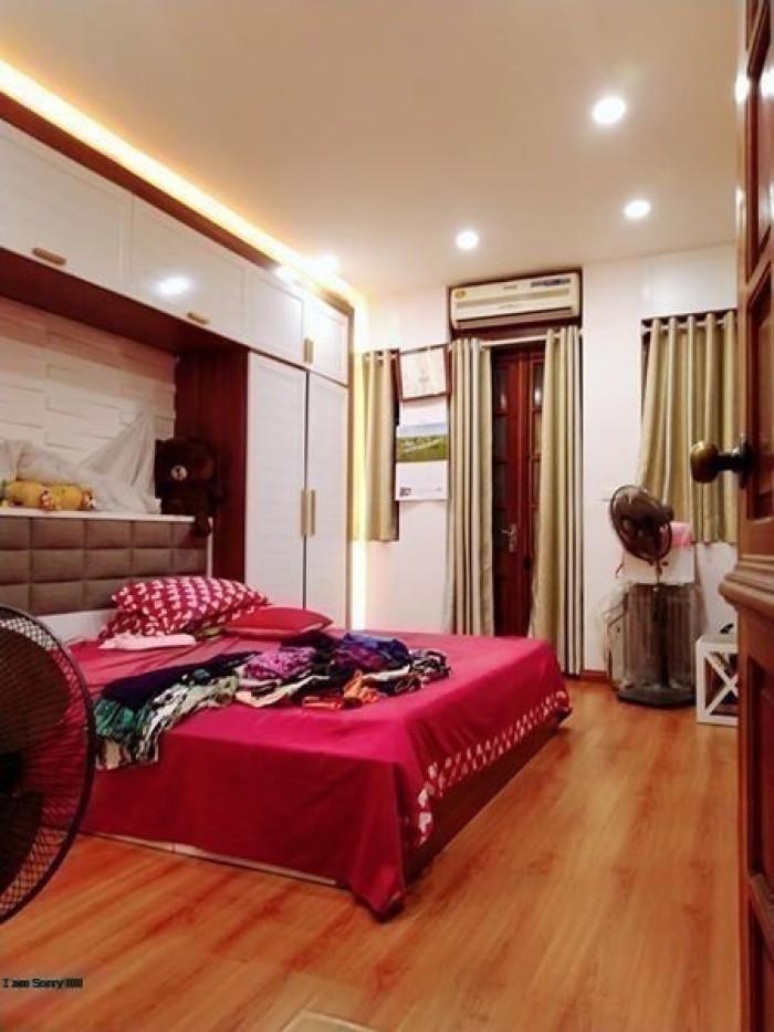 Bán nhà riêng ở Khương Trung, 35m2, 4 tầng