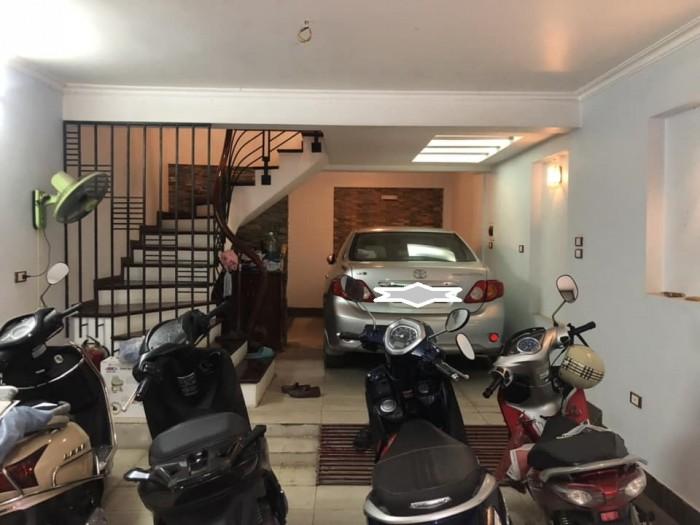 Bán nhà Trần Quang Diệu phân lô ô tô tránh, kinh doanh 45m2, 5 tầng, MT 4.5m