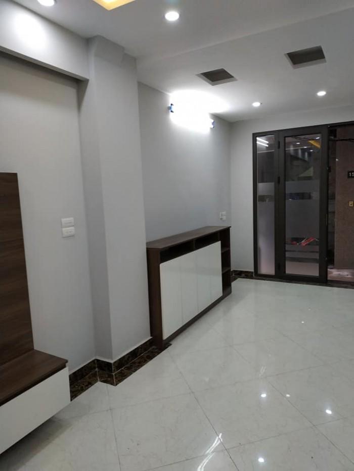 Bán gấp nhà phố Thanh Nhàn, Hai Bà Trưng, nhà mới, đẹp, 47m, 5 tầng