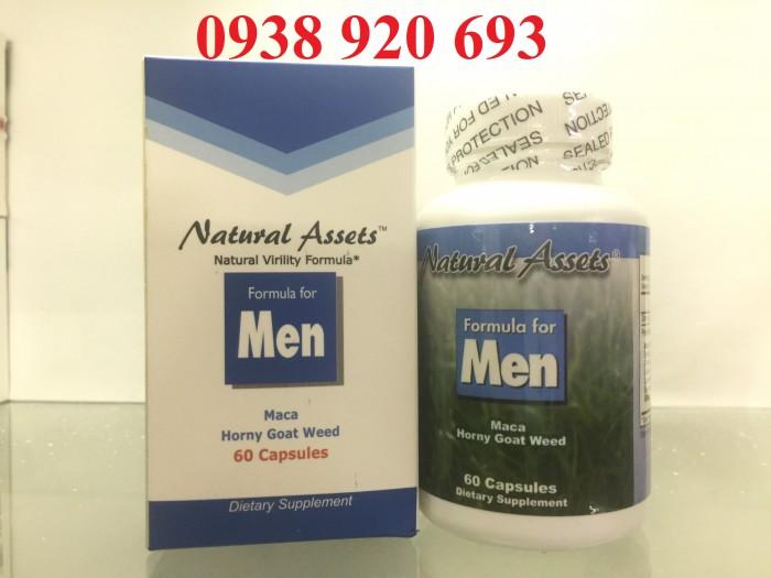 Formula for men Giúp tăng cường sinh lý cho nam giới