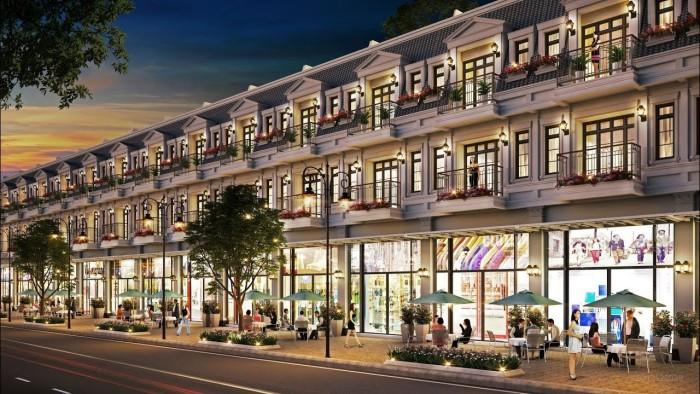 Ra mắt sản phẩm Shophouse mặt tiền đường Nguyễn Sinh Sắc - TT quận Liên Chiểu, Đà Nẵng