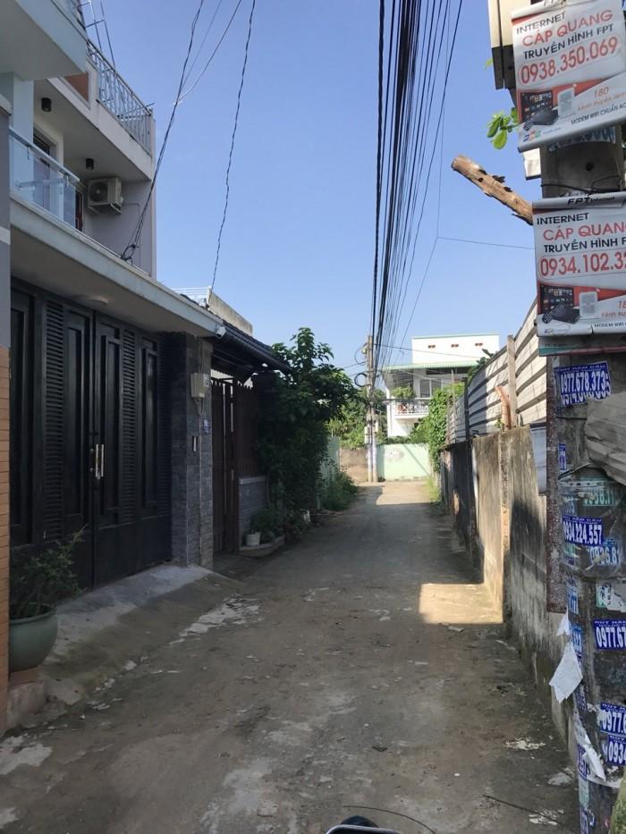 Bán nhà nguyên căn hẻm 200 Lê Văn Việt  ,tnpb Q9