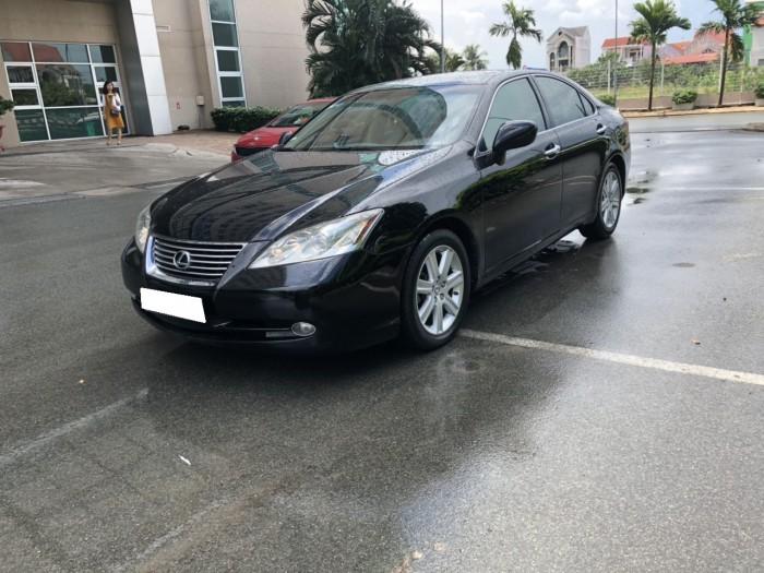 Cần bán Lexus ES350, sx 2009,  màu đen, xe nhập. Xe số tự động full option