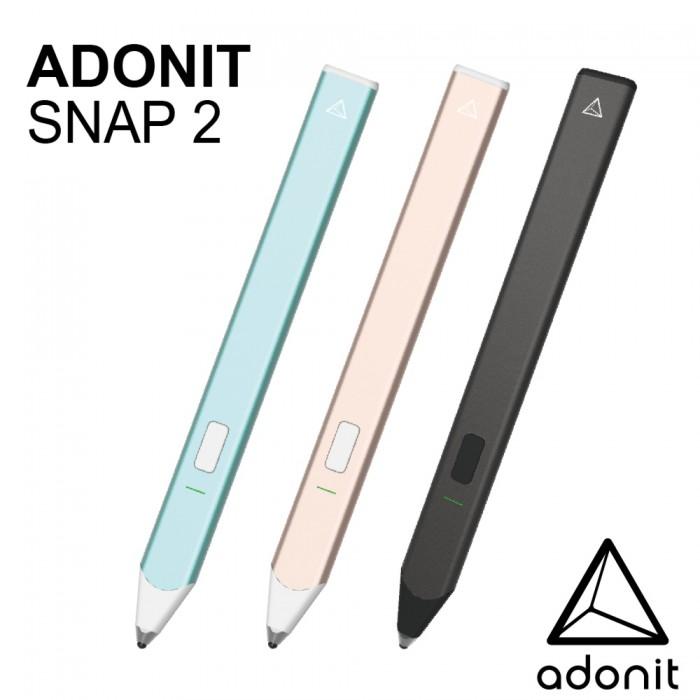 Bút Cảm Ứng Cao Cấp Adonit Snap 2 Siêu Mỏng - MSN3883745
