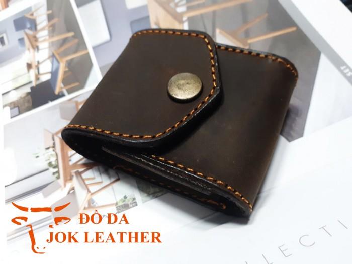 Bao Da Đựng Zippo- Đồ Da Jok Leather