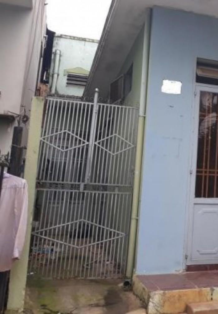 Bán nhà mặt tiền đường Cao Đạt, 99m2