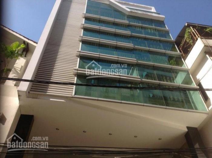 Bán nhà MP Nhật Chiêu, Tây Hồ, 7 tầng, MT 8m, thu nhập