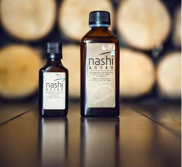 Tinh Dầu Nashi Argan Oil Dưỡng Tóc Phục Hồi Tóc Hư Tổn Khô Xơ Chẻ Ngọn 100Ml3