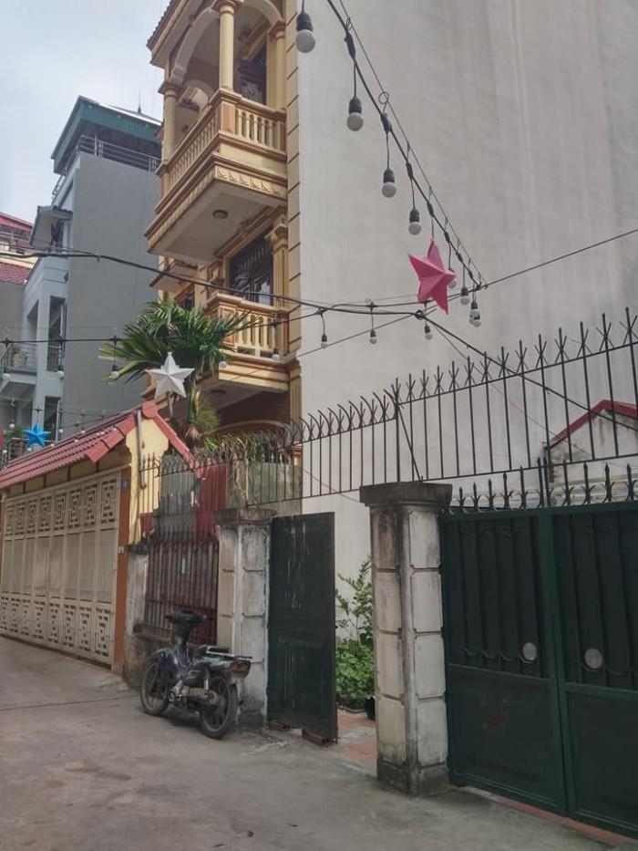 Bán đất Tân Mai, Kim Đồng, quận Hoàng Mai, phân lô, ô tô, kinh doanh, 75m2
