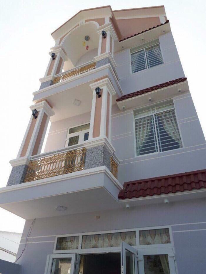 Bán Nhà Mới Xấy Đường Võ Văn Vân