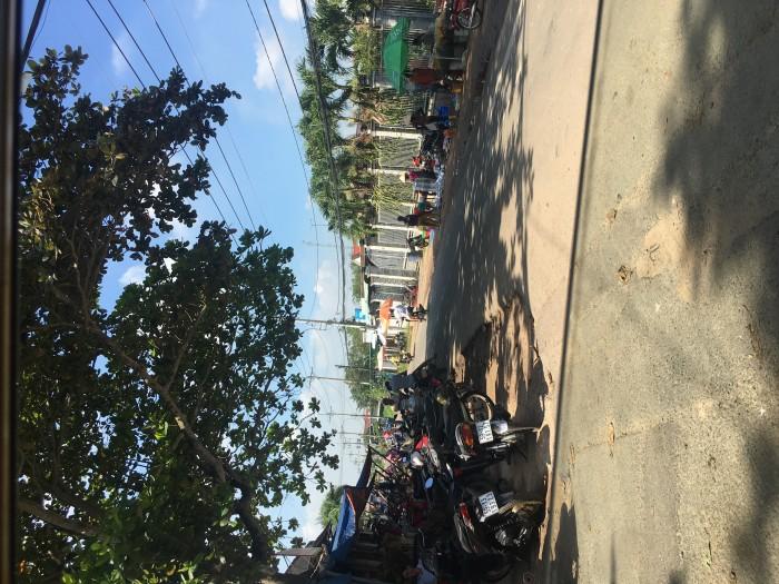 Bán đất thổ cư khu vực ngã 4 khu resort thôn Kinh Đông Củ Chi