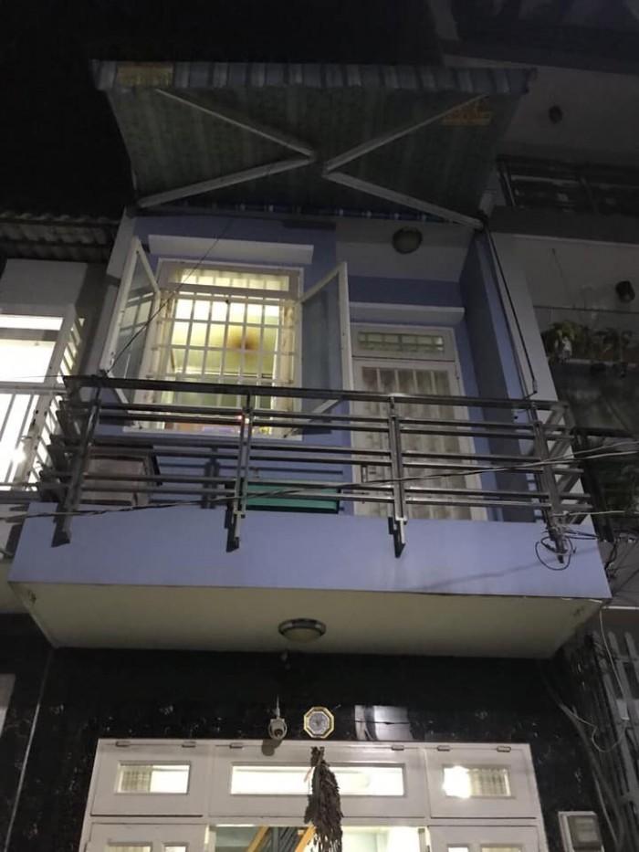 Bán nhà 2.88 tỷ, 3.05x9m, 1 lầu Hẻm 6m Tân Kỳ Tân Quý, Q.Tân Phú