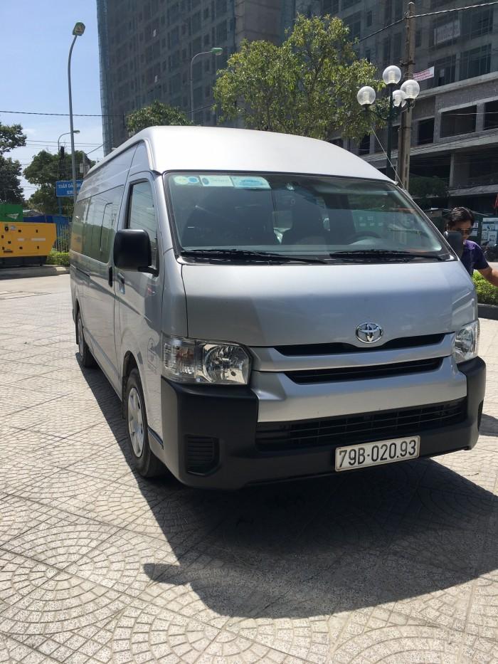 Xe Ô Tô Toyota Hiace 2016