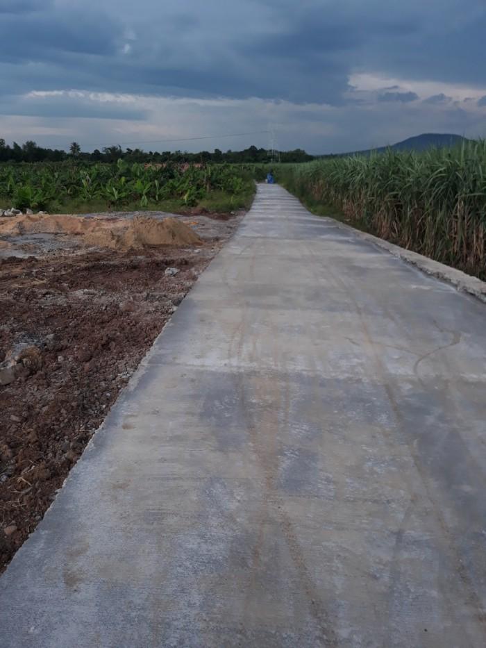 Bán Đất Mặt Tiền Đường Nhựa Kdc Lộc Thịnh.