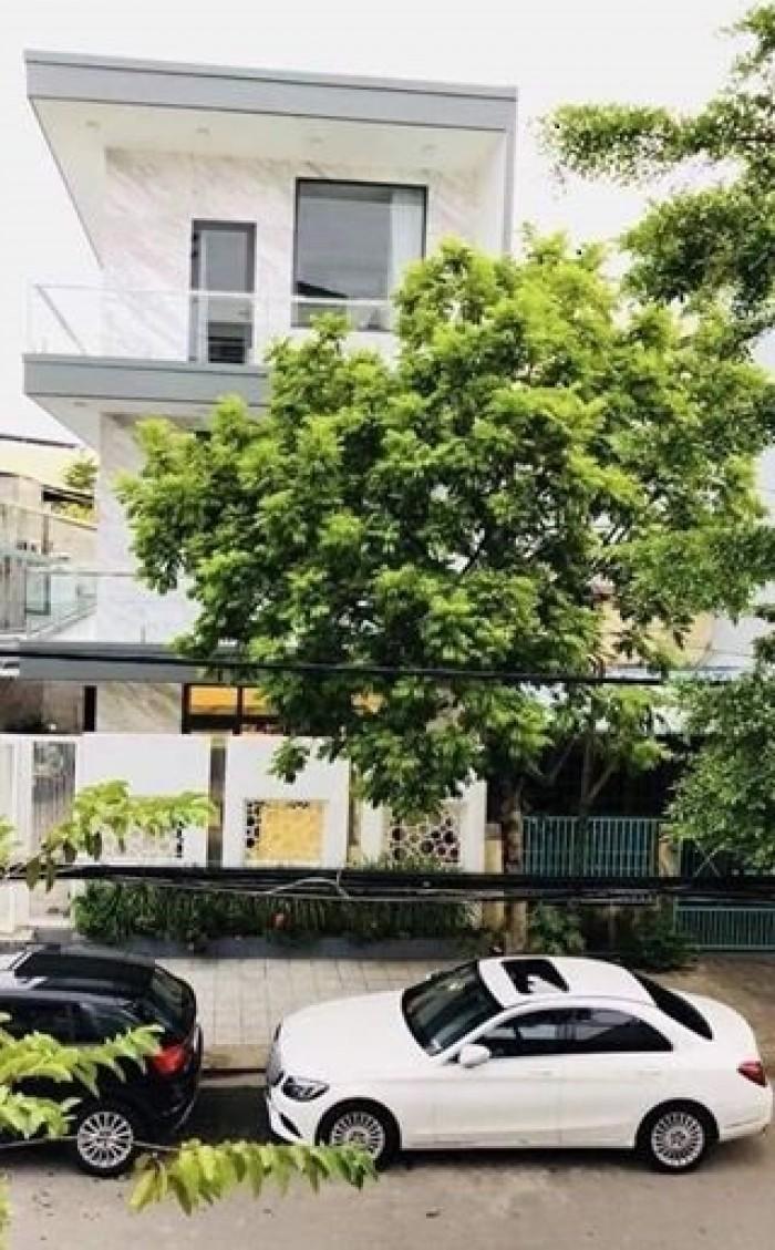 Bán căn biệt thự 3 tầng khu villa Phạm Văn Đồng