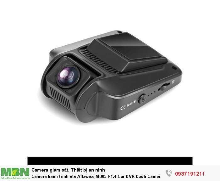 Camera hành trình Alfawise MB05 F1.4 Car DVR Dash Camera