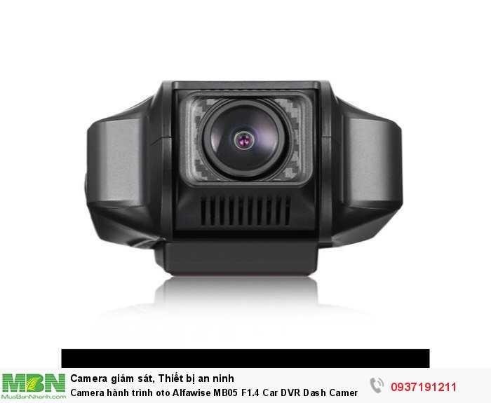 Camera hành trình Alfawise MB05 F1.4 Car DVR Dash Camera2