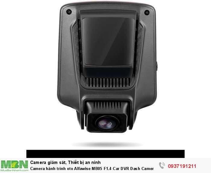 Camera hành trình Alfawise MB05 F1.4 Car DVR4