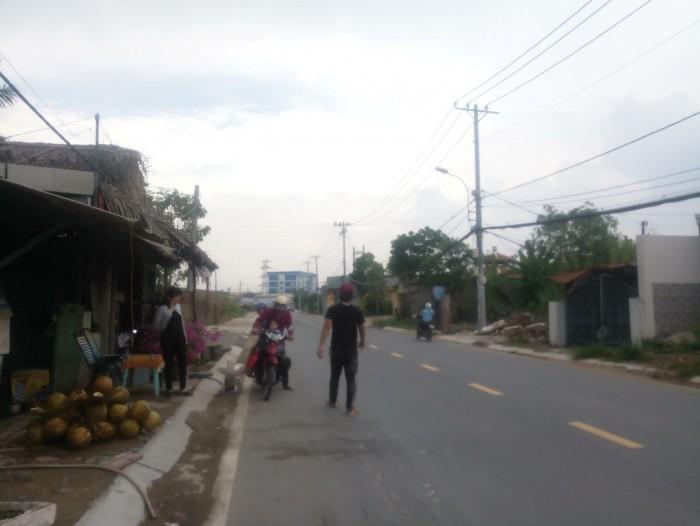 Sang lại lô đất mặt tiền đường Nguyễn Bình DT:320m2 giá rẻ, nhanh tay đễ sỡ hữu vị trí vàng thôi