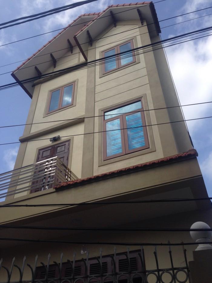 Bán Nhà Tại Di Trạch, Hoài Đức Giá Cả Hợp Lý