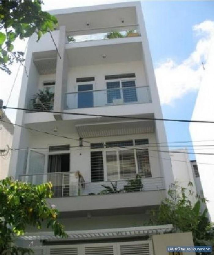 Bán Nhà Nơ Trang Long, P7, Q.Bình Thạnh, HXH, 37 m2