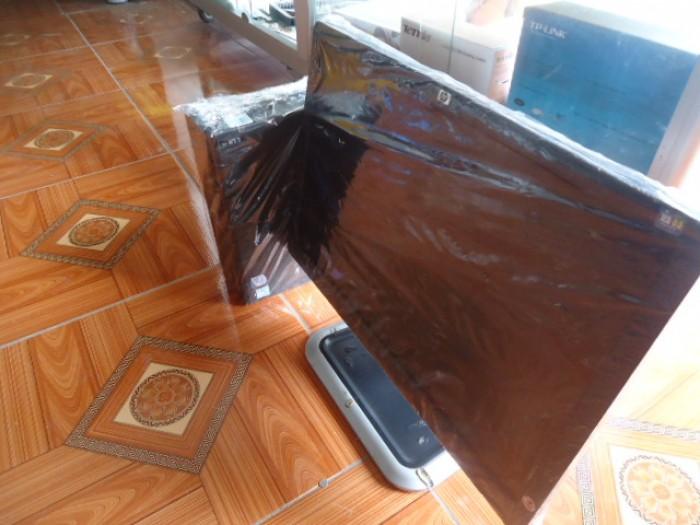 Bộ máy đồng bộ và màn hình HP 20in chữ nhật2