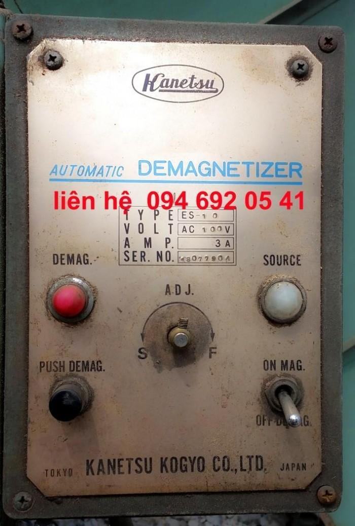 Bộ khiển nguồn cho bàn từ Kanetsu,  bộ khiển nguồn cho mâm từ Kanetsu. Automatic Demagnetizer