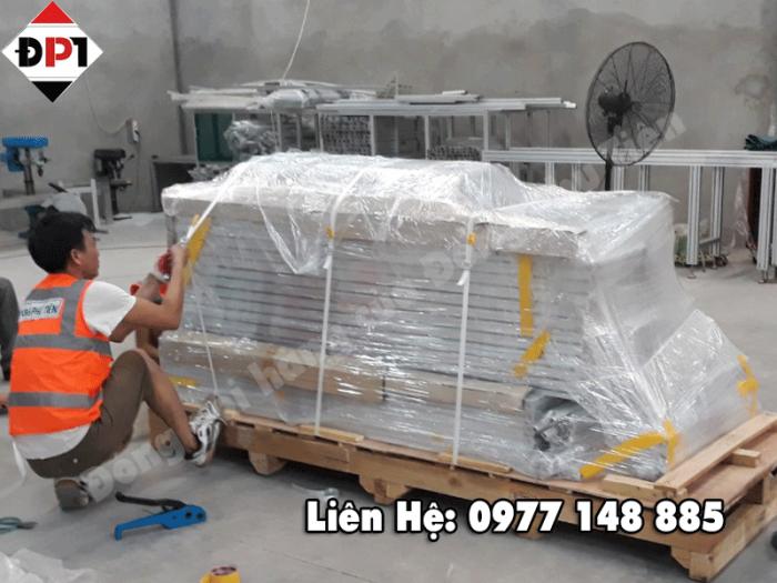 Dịch vụ đóng gói máy móc hàng đầu Bắc Ninh