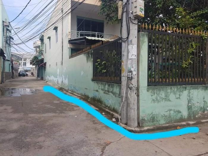 Bán Nền Góc 2 Mặt Tiền Hẻm Nhánh Đường Đoàn Thị Điểm P. Cái Khế Q. Ninh Kiều