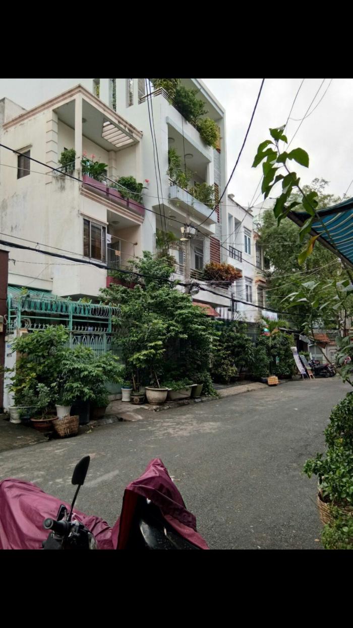 Mặt tiền kinh doanh, 5*18, Hồng Lạc, P10, Tân Bình