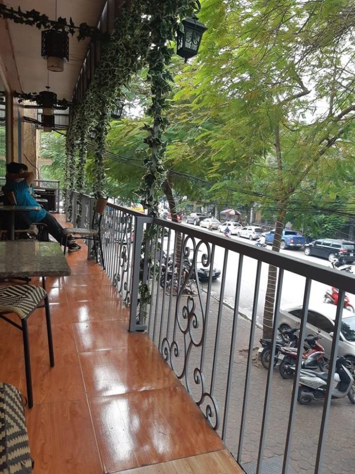 Bán gấp nhà KD mặt phố Hoàng Văn Thái 110m2, 3 tầng, Mt 5m
