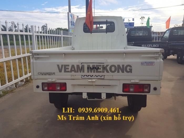 Mua xe tải Veam star/changan thùng lửng - thùng bạt - thùng kín 850kg* Mới 100%*