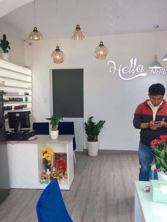 Bán Máy Tính Tiền Cảm ứng cho Tiệm Nail1