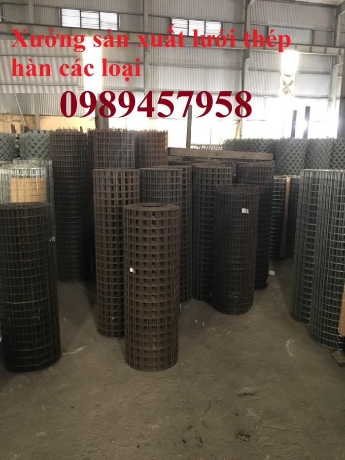Xưởng sản xuất lưới thép đổ bê tông, lưới thép hàn chập, lưới thép hàn, lưới làm hàng rào phi 3, phi 41