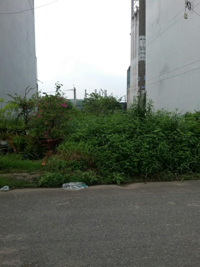 Bán gấp! Bán gấp! lô đất mặt tiền Bình Tân 120m2