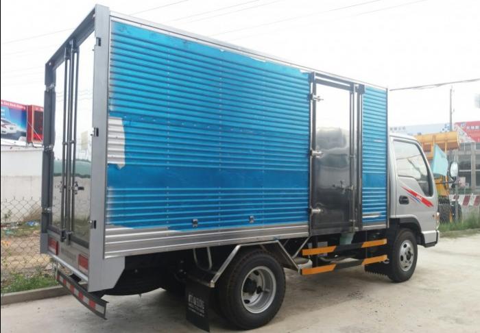 Cần mua bán xe tải mới 100% Jac 2.4T giá vừa túi.