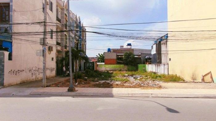 Gia đình tôi cần bán gấp lô đất 176m2 sát bên UBND xã Phạm Văn Hai, SHR