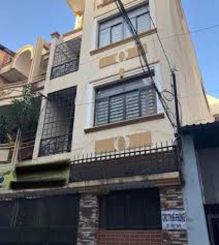 Bán nhà đường Thích Quảng Đức Phường 6 Bình Thạnh 35m