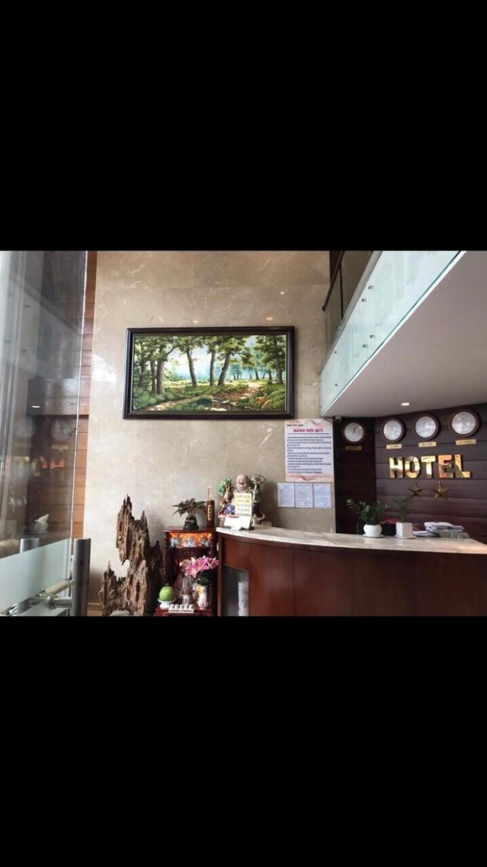 Bán gấp khách sạn 2 sao đường Gò Dầu