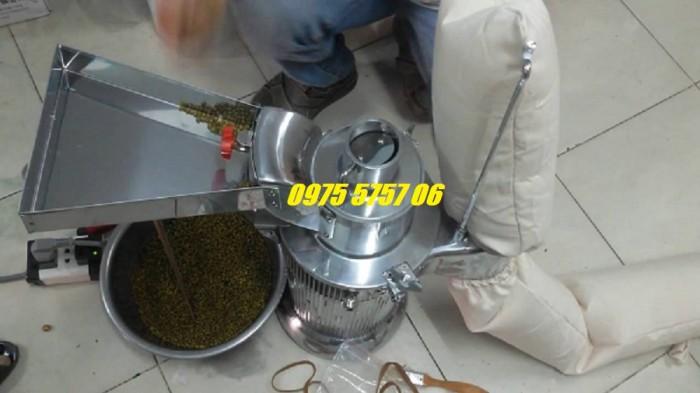 Máy nghiền dược liệu DF202
