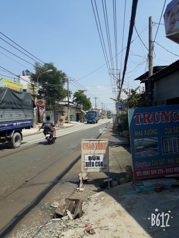 Chính chủ gửi bán căn nhà c4 Mặt tiền đường Vĩnh Lộc ngay UBND xã Vĩnh Lộc B