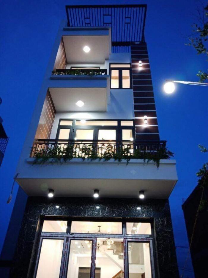 Cần bán căn nhà phố hẻm 749/14 Huỳnh Tấn Phát, TT Nhà Bè