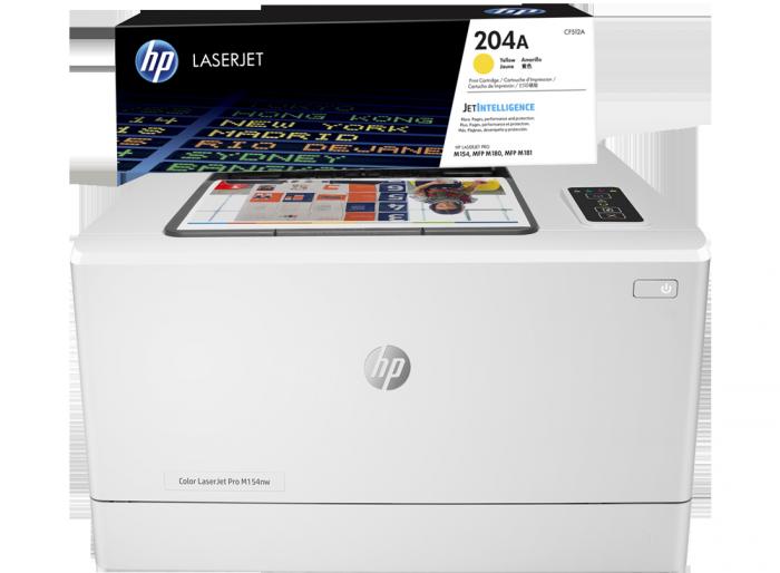 Sử dụng mực in HP Color 204A chính hãng sẽ mang đến bạn những bản in tài liệu chuẩn xác, độ phân giải cao, hiển thị văn bản hay hình ảnh rõ ràng.3