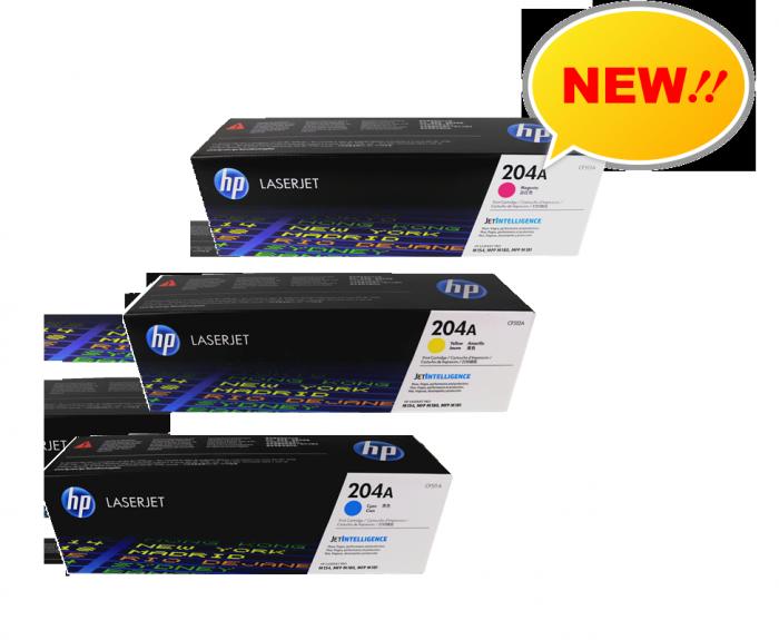 Sử dụng mực in HP Color 204A chính hãng sẽ mang đến bạn những bản in tài liệu chuẩn xác, độ phân giải cao, hiển thị văn bản hay hình ảnh rõ ràng.1