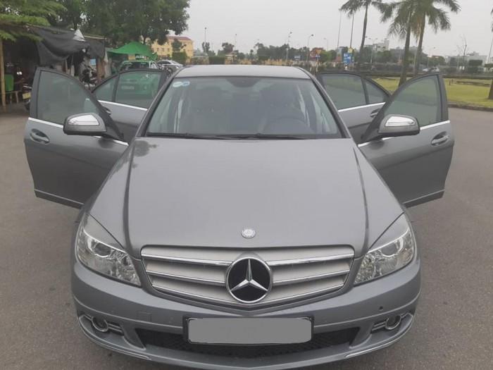 Mercedes-Benz C200 sản xuất năm 2008 Số tự động Động cơ Xăng